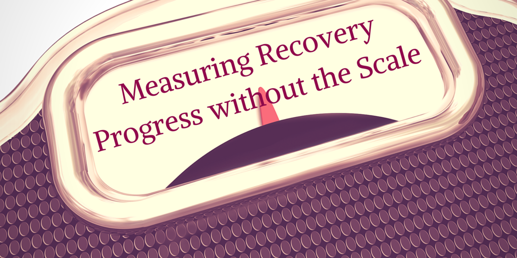Measuring Recovery Progress without the Scale