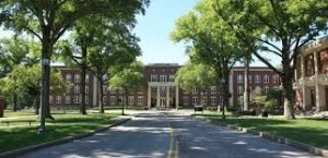 The college Memphis and Evan attend is based on my alma mater, West Liberty University.